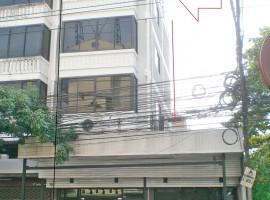 อาคารพาณิชย์ 4 ชั้น ม.โชคชัย4 เขตลาดพร้าว กทม.