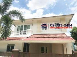 บ้านเดี่ยว 2 ชั้น ม.คาซ่าวิลล์วัชรพล-สุขาภิบาล 5(Casa Ville Watcharapon-Sukapiban5)  สายไหม
