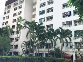คอนโดซิตี้วิลล่า(City Villa condo) ชั้น 1 ซ.130 ถ.ลาดพร้าว บางกะปิ