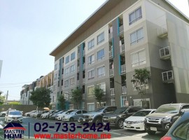 พลัม คอนโด ลาดพร้าว101 ตึกL ( Plum Condo Ladprao 101 Building L) ชั้น4 บางกะปิ กทม.