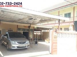 บ้านเดี่ยว 1 ชั้น 43 ตร.ว. ถ.บางศรีเมือง47 เมืองนนทบุรี