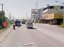 ขายที่ดินเปล่า26ไร่ ถนนบ้านเก่า อ.พานทอง จ.ชลบุรี ที่ดินทำเลธุรกิจ