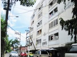 ขายคอนโดบ้านบุญศิริ ชั้น4 พื้นที่ 35 ตร.ม. ใกล้ตลาดสะพานสอง เขตลาดพร้าว