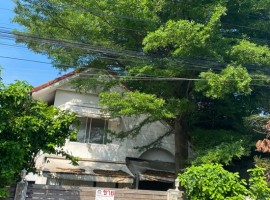ขายบ้านเดี่ยว 2 ชั้น ม.สัมมากร ถ.รามคำแหง ซ.112 เขตสะพานสูง ใกล้รถไฟฟ้าสายสีส้ม ตร.ว.