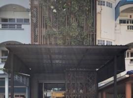 ขาย ทาวน์โฮมแฮปปี้แลนด์แกรนด์วิลล์ ลาดพร้าว 101 พื้นที่ 29 ตร.ว ตกเเต่งสวยมาก ทำเลดีบนถนนลาดพร้าว